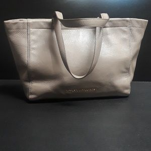 Marc by Marc Jacobs Warm Zinc Gray Shoulder Bag